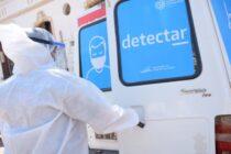 Informan 10.395 casos de coronavirus en el país, el más bajo desde el 4 de abril