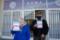 Mañana comienza la vacunación libre para mayores de 55 años y hoy en Olavarría se aplicaron 1.310 dosis