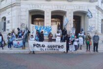 Organizaciones sociales se manifestaron en nuestra ciudad