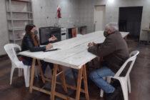 Relaciones con la Comunidad en la ciudad y las localidades