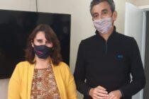 Se realizó una reunión en Puerto Madero del vecinalismo de la séptima