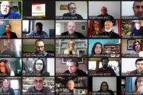 Sociales participó del XXXV Consejo Plenario CODESOC de manera virtual
