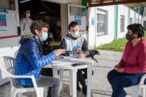 """Récord: 1300 personas vacunadas en la primera jornada de la """"vacunación libre"""""""
