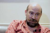"""Leonel Tesler: """"Cada vacuna que damos es una víctima que le sacamos al COVID"""""""