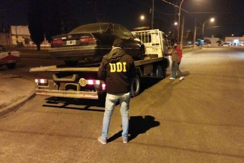 En dos allanamientos secuestraron armas, marihuana y un vehículo