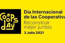 Día de las cooperativas: La oportunidad para reconstruir mejor juntos