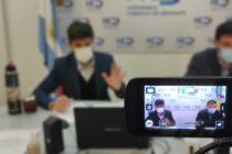 El HCD la pandemia y la virtualidad: El Presidente hizo un análisis y balance