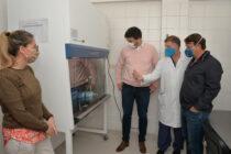 El Laboratorio del Hospital Municipal ya realizó más de 45 mil testeos