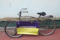 Encontraron una bicicleta y buscan a sus propietarios
