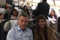 Macri varado en Suiza y sin fecha de regreso porque su vuelo fue suspendido