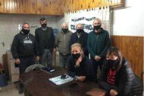 Reunión con la Sociedad de Fomento de Colonia Hinojo