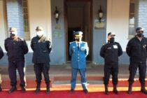 Se realizó el acto por el Día del Agente Penitenciario en Sierra Chica