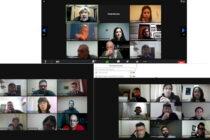 Se realizó el primer encuentro virtual de la Maestría en Hormigón
