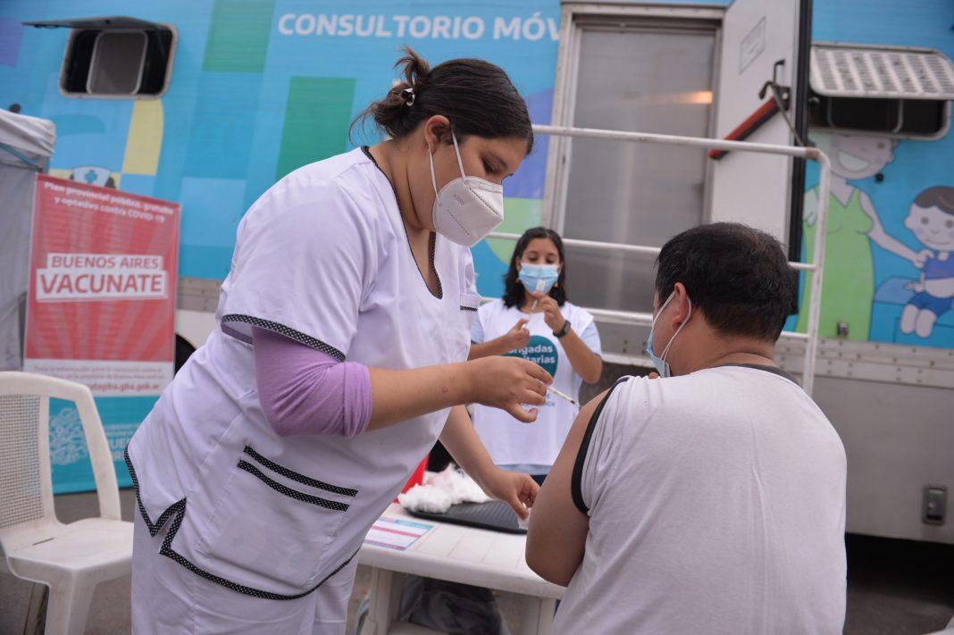 Segunda jornada especial de vacunación