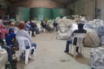 Unión de voluntades alrededor de los residuos trabajos de Ingeniería con sociales