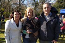 Vergel y Matrella mantuvieron un encuentro con Margarita Stolbizer