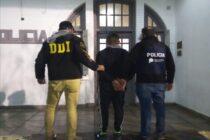 Detuvieron a un hombre por un violento robo ocurrido en el mes de abril