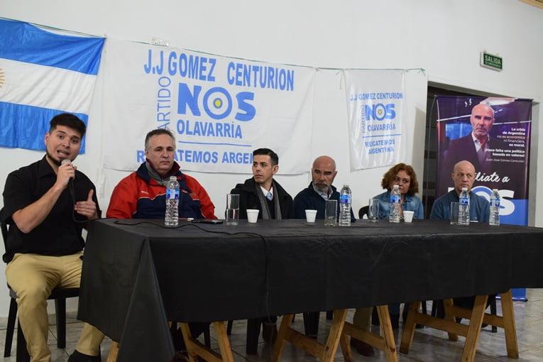 Gómez Centurión