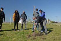 Acto conmemorativo: «Plantemos un árbol, sembremos futuro»
