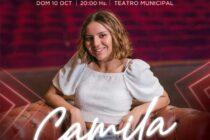 Camila Pereyra presentará su primer show en el Teatro Municipal de Olavarría