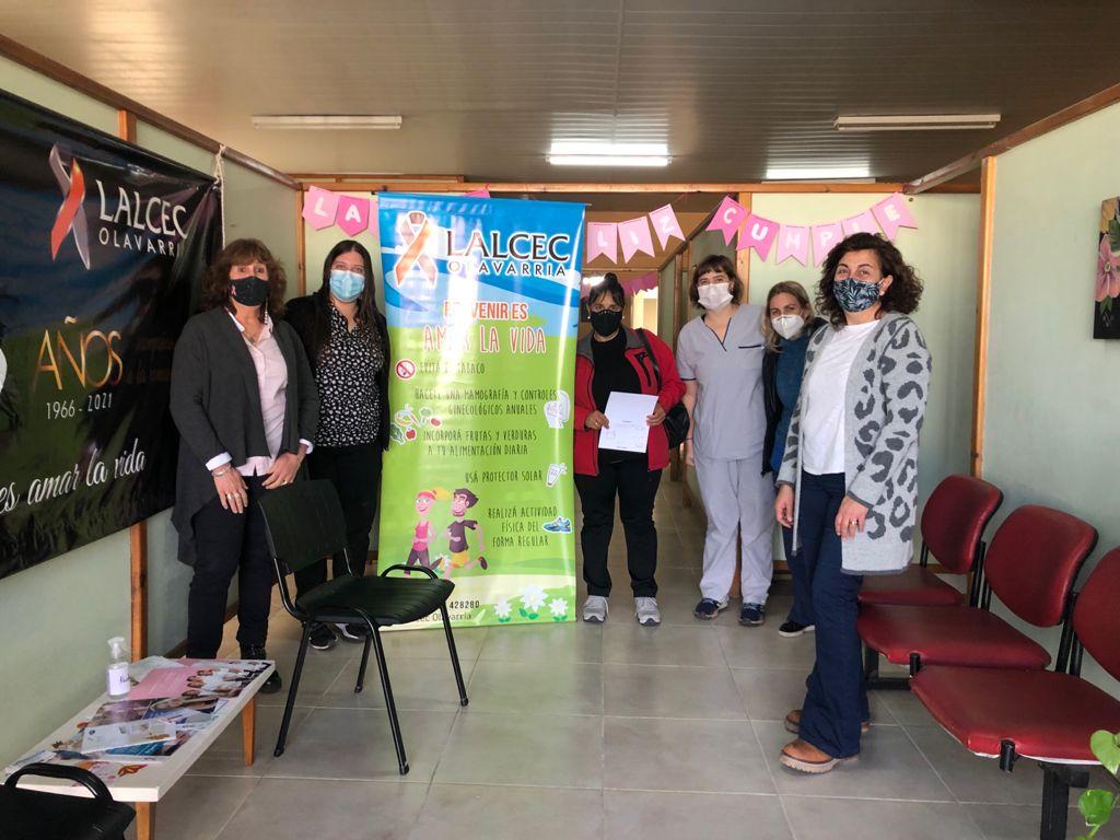 Campaña de prevención de cáncer
