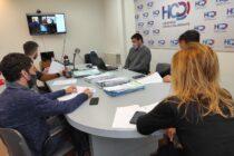 Con varios proyectos este jueves sesionará de manera presencial el HCD