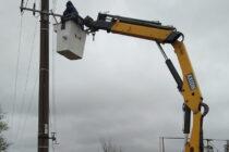 Coopelectric continúa trabajando para restablecer el servicio eléctrico