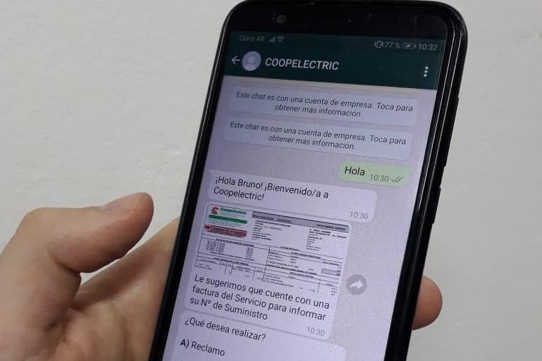 Coopelectric dispone una nueva herramienta