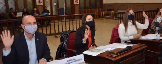 Eduardo Rodríguez rindió homenaje a Helios Eseverri en el Concejo Deliberante