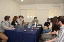 El Intendente encabezó una nueva reunión de seguimiento de GIRO