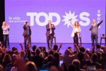 Fernández cerró la campaña del Frente de Todos bonaerense