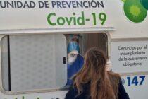 Hubo 622 contagios en el país, el número más bajo desde el 1 de junio del 2020