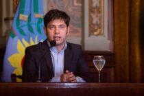 """Kicillof dijo que los cambios en su gabinete buscan """"más cercanía territorial"""""""