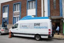 Mañana jueves el RENAPER hará entrega de DNIs frente al Servicio Territorial 1