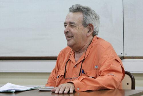 Pesar por el fallecimiento del Prof. Hugo Ratier