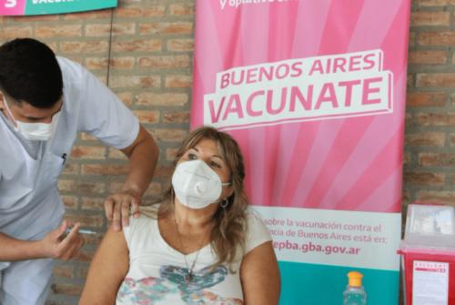 Provincia envía más de 200 mil turnos para completar esquemas de vacunación