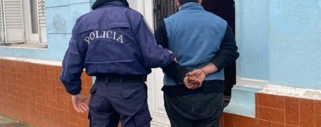 Realizaron un allanamiento por un robo y un hombre fue aprehendido