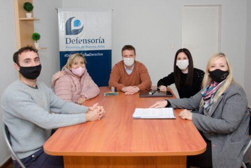 Se constituyó la primera asociación civil en Olavarría tramitada desde ANSES y la Defensoría del Pueblo