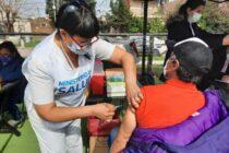 Seis millones de bonaerenses ya completaron el esquema de vacunación