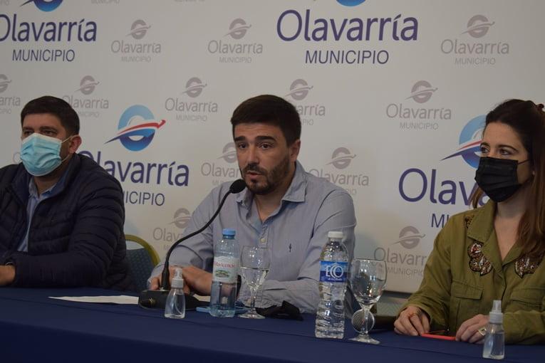 El Intendente Ezequiel Galli anunció