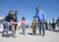 Ezequiel Galli inauguró la obra de pavimentación de la avenida Pueyrredón