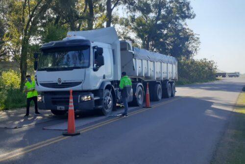 La Subsecretaría de Minería realizó un importante operativo de fiscalización en Azul