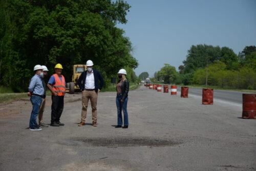 """Olavarría tendrá un """"Cruce Seguro"""" en Autopista Fortabat y Ruta Nº51"""