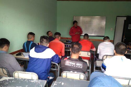 Se hará un curso para monitor de Básquet en la Unidad N° 2