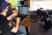 Bolívar: La Sub DDI recuperó una motocicleta que fue robada en Olavarría