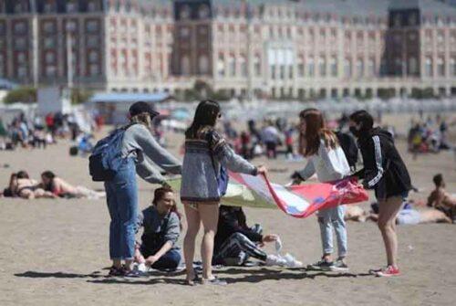 Evalúan como «muy positivo» el movimiento turístico en el fin de semana largo